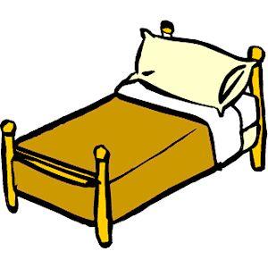 Free clipart bedroom. Bed clip art panda