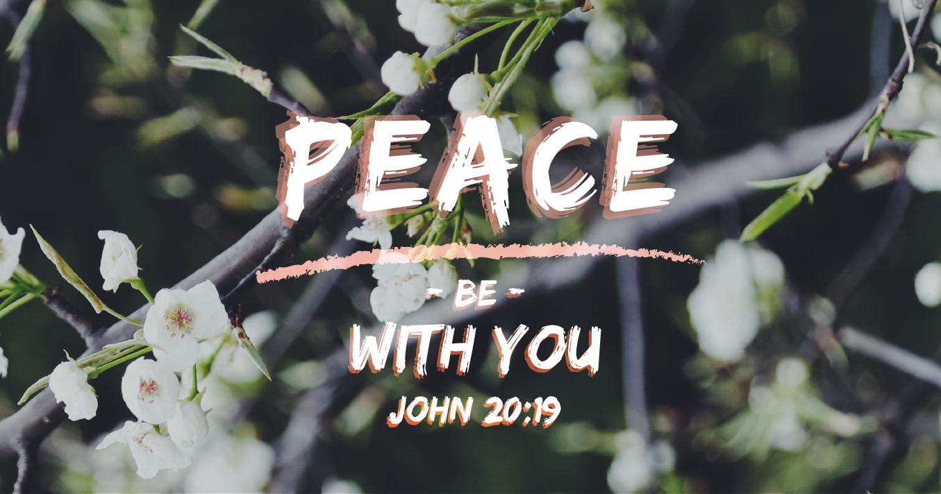 "Free clipart bible verses john 20 19 clipart black and white download Sunday: Resurrection – ""Peace be with you"" (John 20:19). 