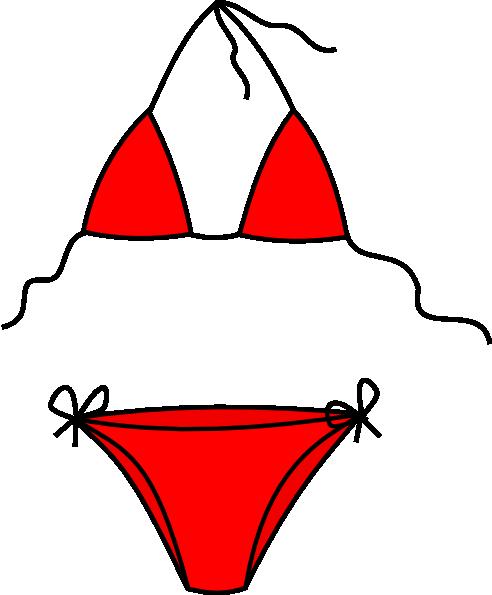 Free clipart bikini. Cliparts download clip art