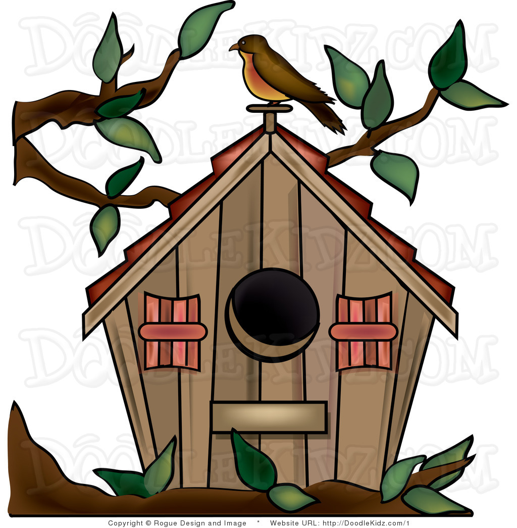 Free clipart bird houses clip art freeuse Cute Birdhouse Clipart | Clipart Panda - Free Clipart Images clip art freeuse