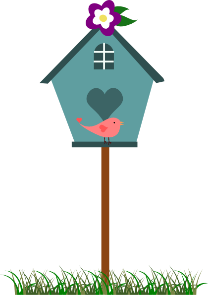 Free clipart bird houses graphic download Birdhouse free clipart wikiclipart - ClipartPost graphic download