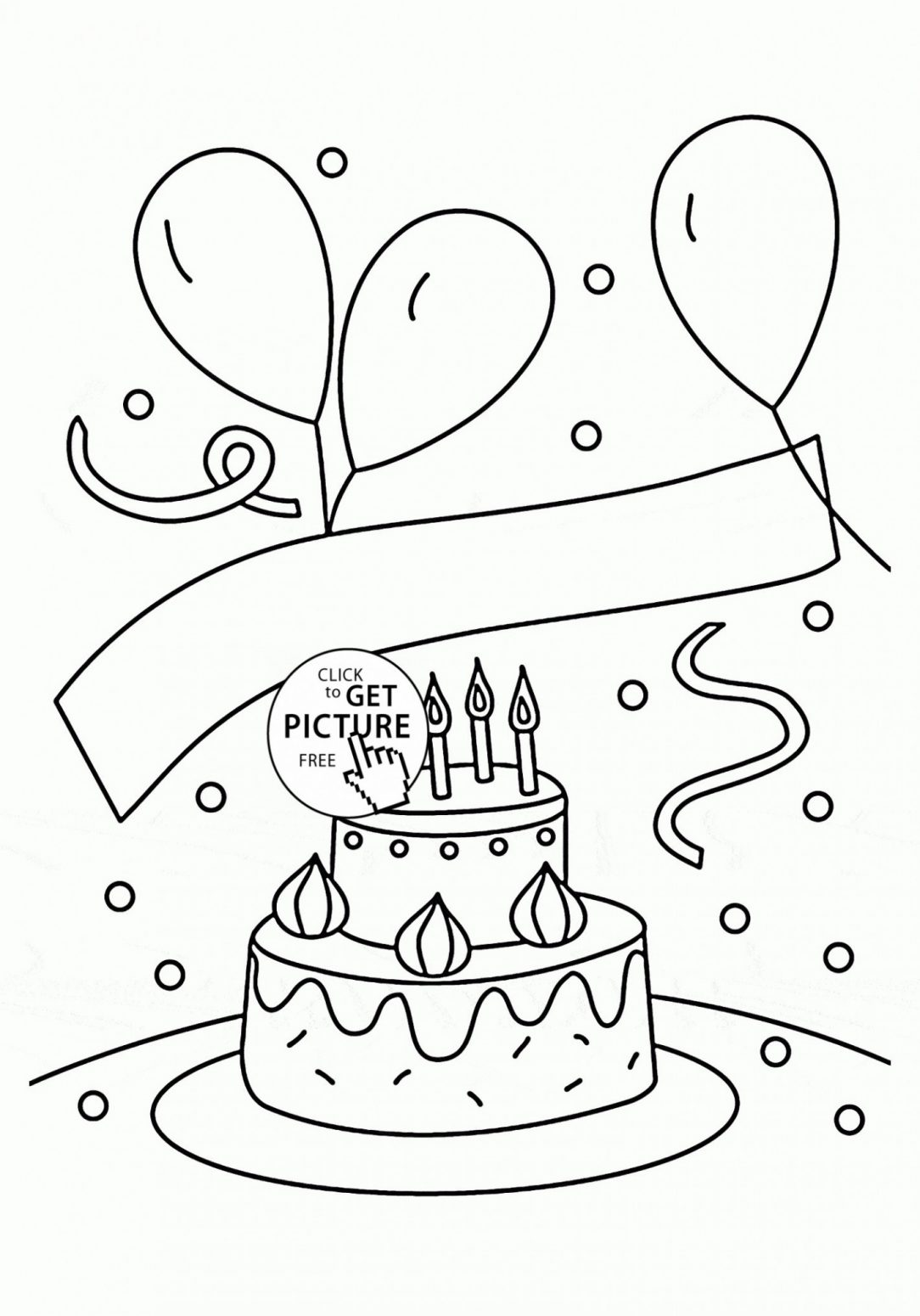 Coloring back to school. Free clipart birthday backpages