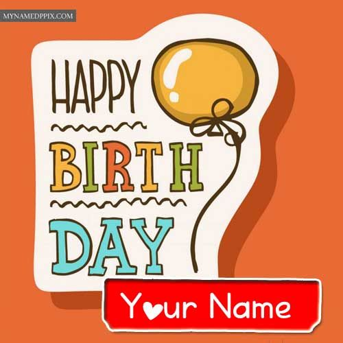 Free clipart birthday to my son clip stock Happy Birthday Card Name Write Free Download Online Status Images ... clip stock