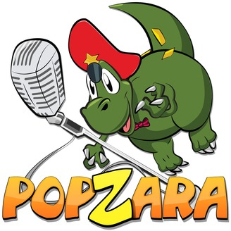 Free clipart bits and bytes image black and white The Popzara Podcast | Listen via Stitcher for Podcasts image black and white