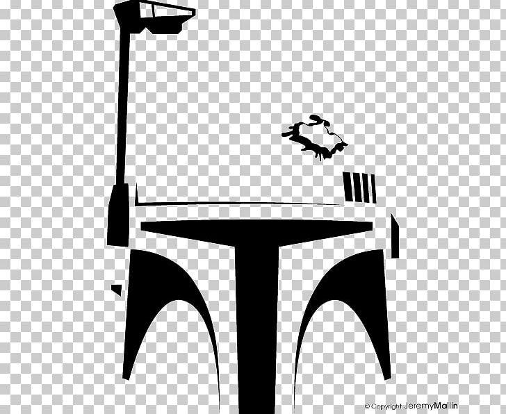 Free clipart black and white bounty hunter black and white Boba Fett Jango Fett Anakin Skywalker Star Wars: Bounty Hunter PNG ... black and white