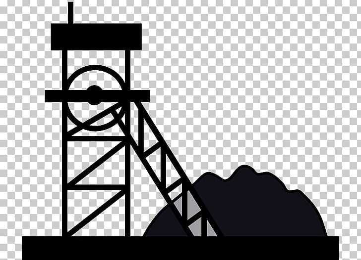 Free clipart black and white play minng png Coal Mining Graphics PNG, Clipart, Angle, Black, Black And White ... png