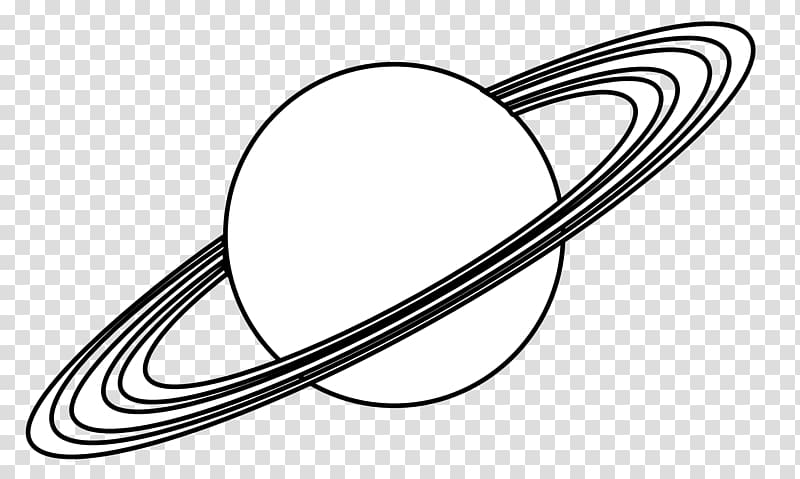 Free clipart black and white play planets clip free library Earth Planet Saturn Black and white , Printable Of Saturn ... clip free library