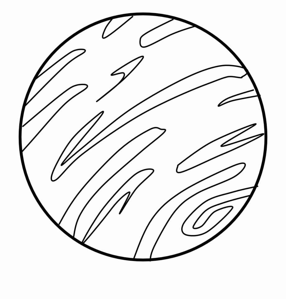 Free clipart black and white play solar system banner download Black And White Planet Clipart Clip Art Library - Venus Black And ... banner download
