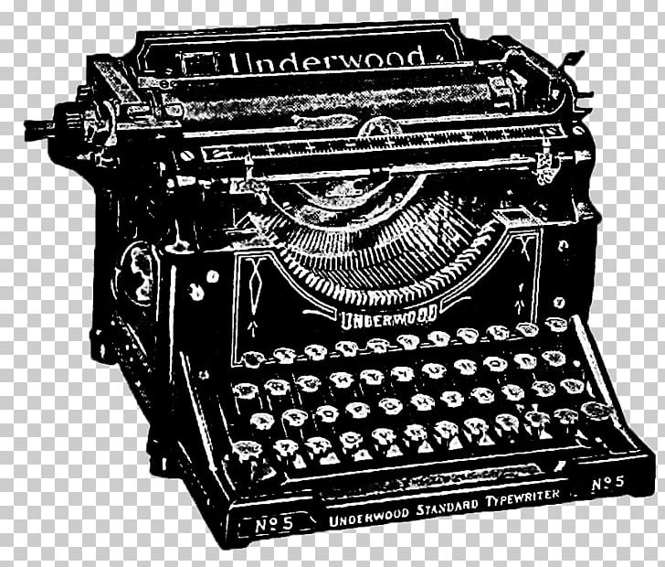 Free clipart black and white typewriter with paper graphic black and white download Paper Typewriter Victorian Era PNG, Clipart, Black And White, Clip ... graphic black and white download