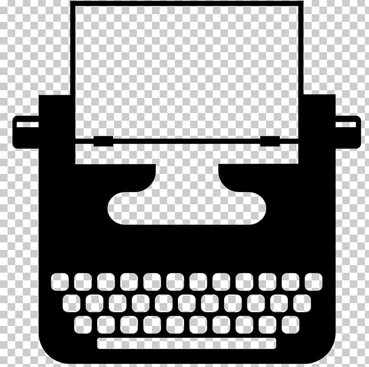 Free clipart black and white typewriter with paper clip transparent library Paper Typewriter Computer Icons PNG, Clipart, Advertising, Art Blog ... clip transparent library