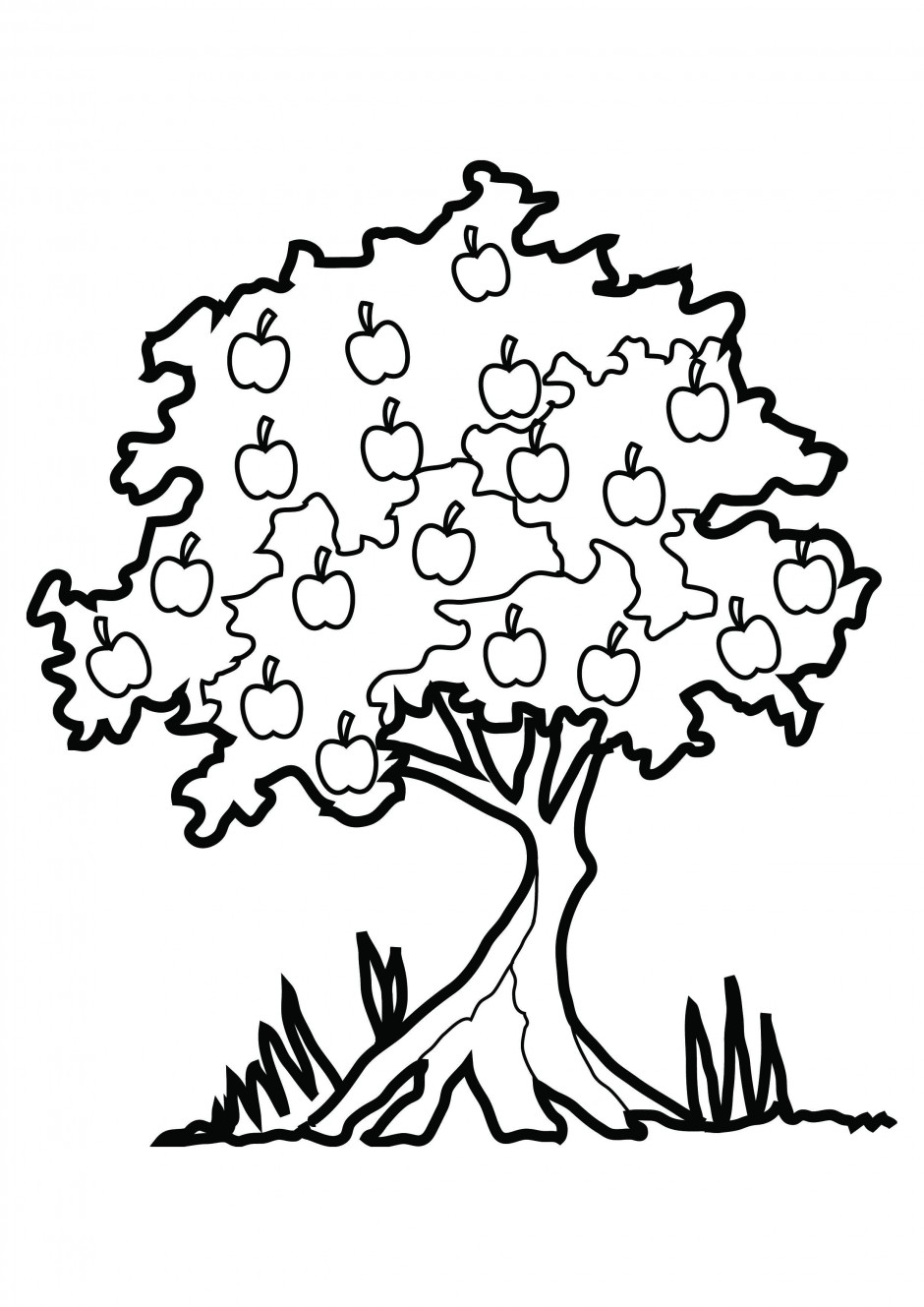Free clipart black and white wooded areas png black and white stock Bare Tree Clipart Black And White | Free download best Bare Tree ... png black and white stock