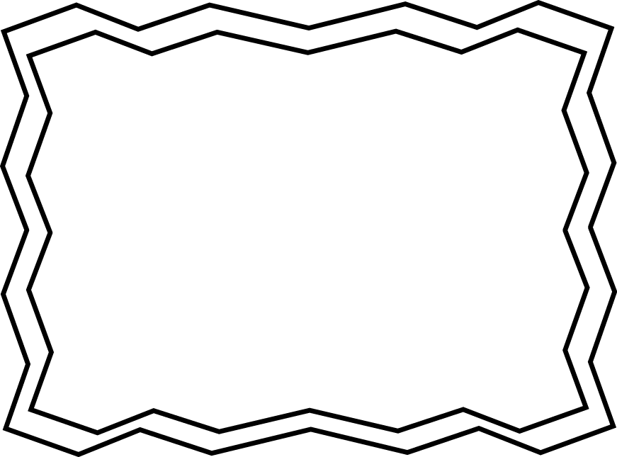 Black and white stripes borders clipart free png library Free Zigzag Cliparts, Download Free Clip Art, Free Clip Art on ... png library