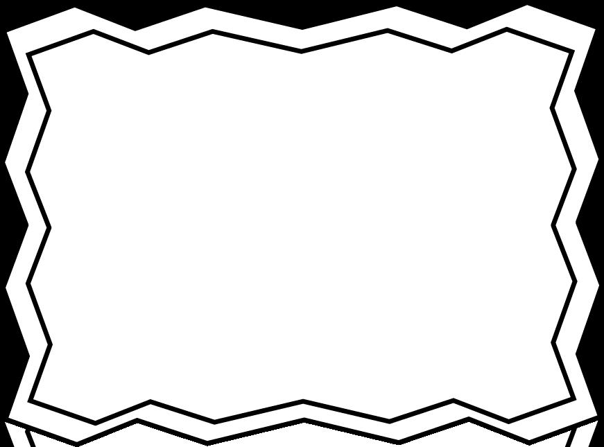 Free clipart boken border box svg transparent download Free Zigzag Cliparts, Download Free Clip Art, Free Clip Art on ... svg transparent download