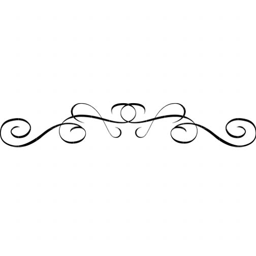 Swirl frame clipart image free library Black Swirls Clipart Swirl Elegant Designs - Clipart1001 - Free Cliparts image free library