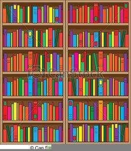 Free clipart bookshelf svg transparent stock Clipart Bookshelf | Free Images at Clker.com - vector clip art ... svg transparent stock