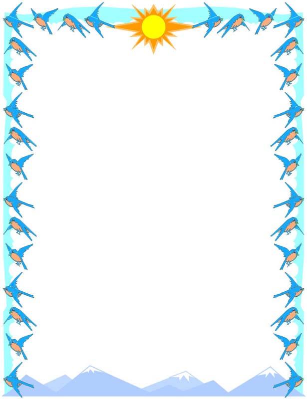 Cliparts download clip art. Free clipart borders summer