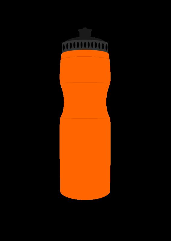 Free clipart bottle clipart transparent stock Free Clipart: Sports Bottle | alastairjtp clipart transparent stock