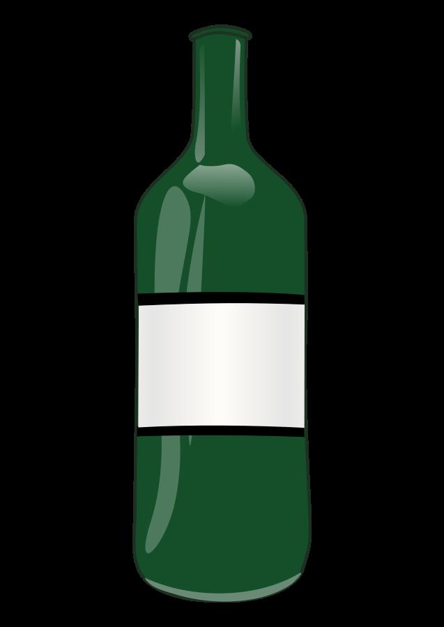 Free clipart bottle transparent stock Bottle Clip Art | Clipart Panda - Free Clipart Images transparent stock