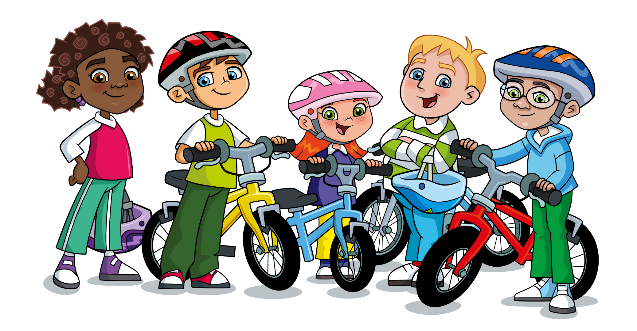 Free clipart boy riding bike with mom. Let s ride homepage