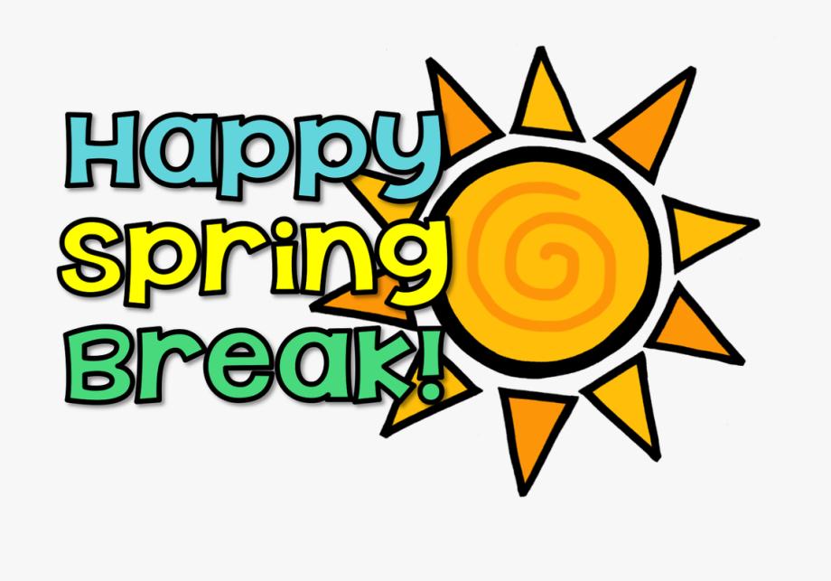 Free clipart break clip art stock Happy Spring Clipart - Have A Great Spring Break #14434 - Free ... clip art stock