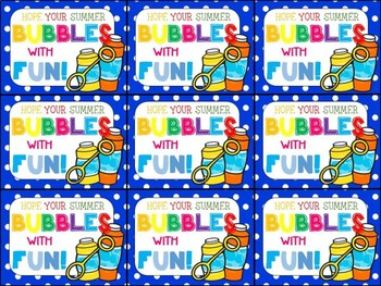 Free clipart bubble speech fun and bubbly summer clip library library Summer Bubble Tag Worksheets & Teaching Resources | TpT clip library library