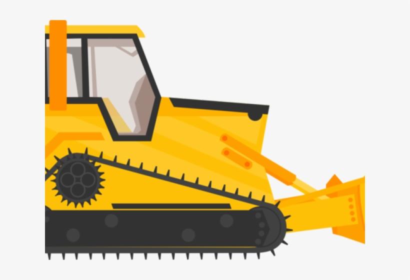 Free clipart bulldozer jpg freeuse Construction Clipart Bulldozer - Bulldozer Construction Truck ... jpg freeuse