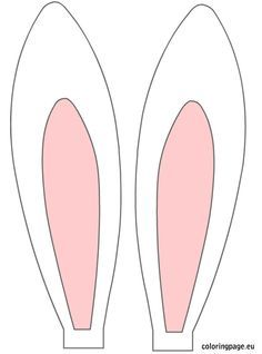 Free clipart bunny ears banner library library free printable bunny ears | easter-rabbit-ears | Holidays | Easter ... banner library library