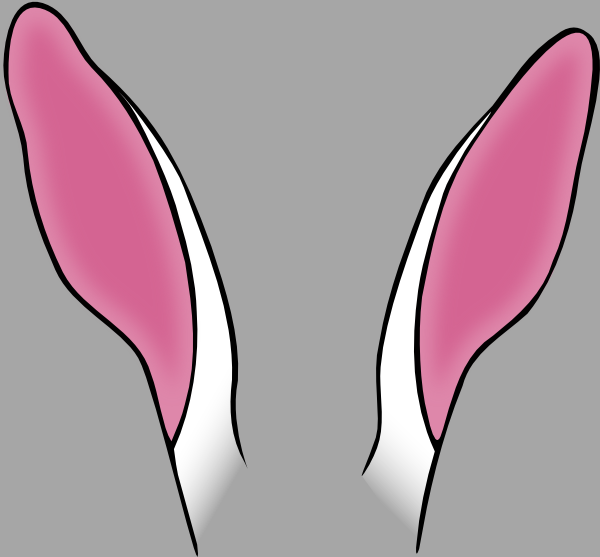 Free clipart bunny ears. Download clip art on