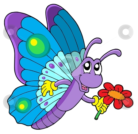 Free clipart butterfly images jpg transparent Cute Butterfly Clipart | Clipart Panda - Free Clipart Images jpg transparent
