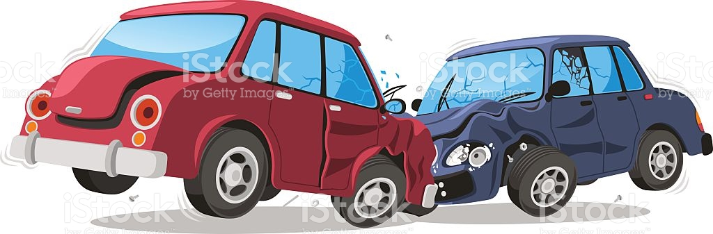 clip art clipartlook. Free clipart car crash