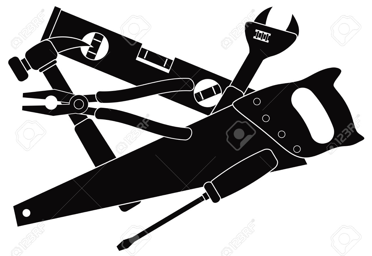 Free clipart carpentry tools vector stock Carpentry Clipart & Free Clip Art Images #28655 - Clipartimage.com vector stock