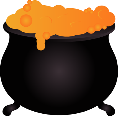 Witch cliparts download clip. Free clipart cauldron