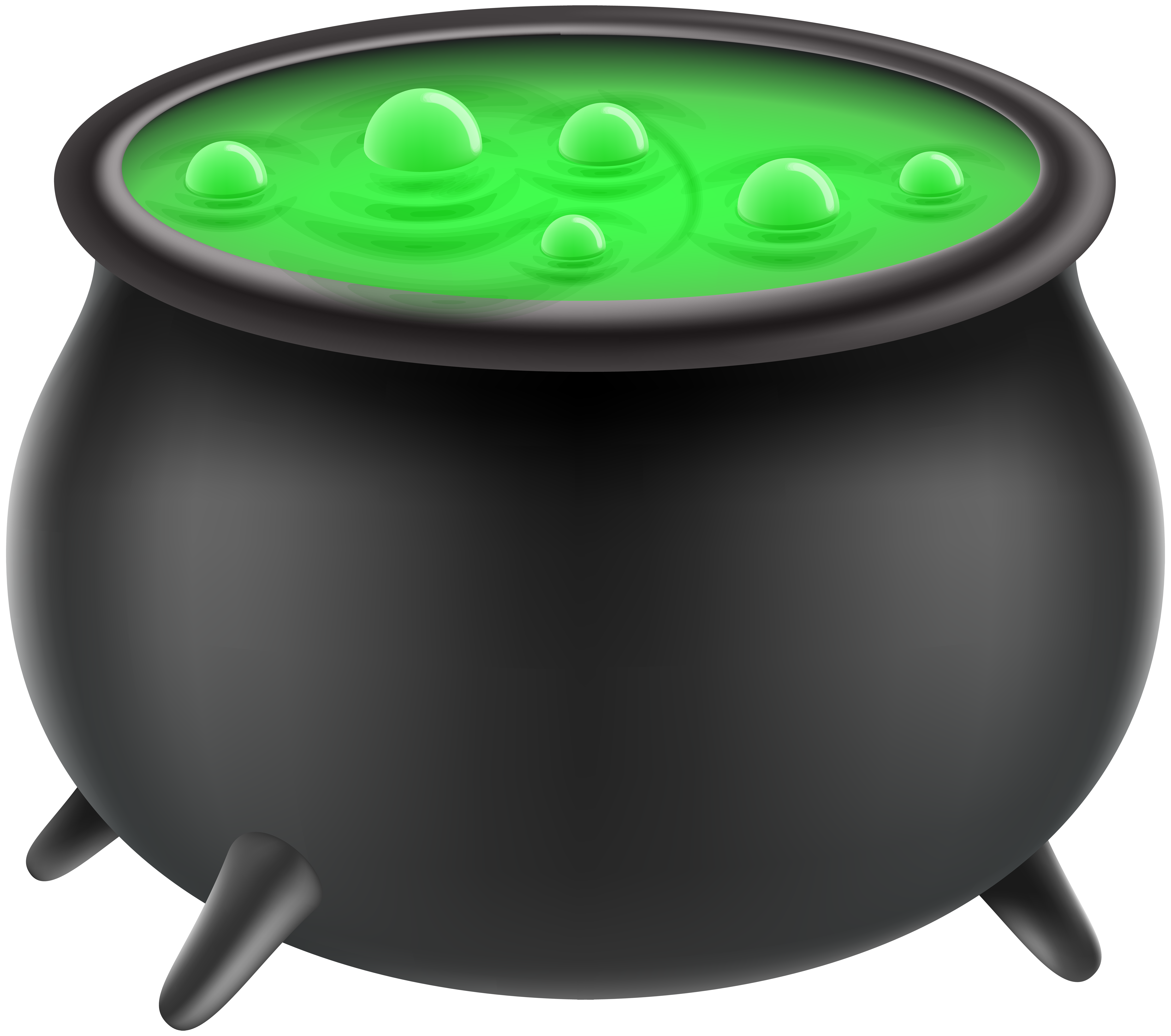 Free clipart cauldron. Halloween witch png clip