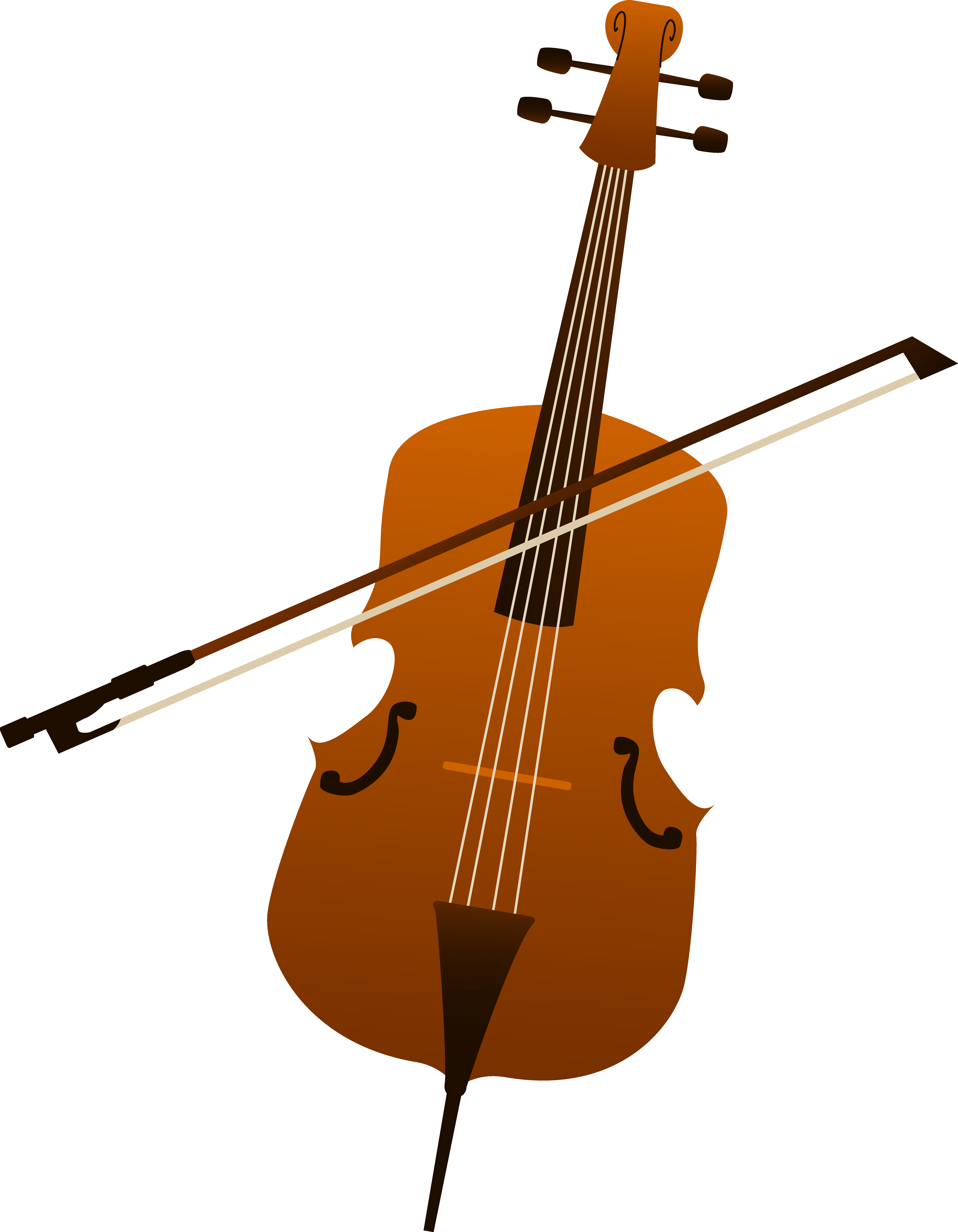 Free clipart cello vector freeuse download Elegant Cello Design - Free Clip Art vector freeuse download