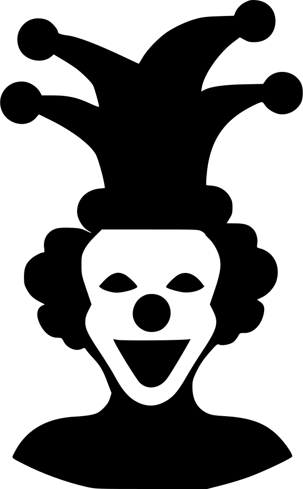 Free clipart character man with a bow tie and crown clip royalty free Funny Actor Person Hero Joker Cap Svg Png Icon Free Download ... clip royalty free