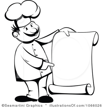 Free clipart chef clipart free download Chef Clipart Black And White | Clipart Panda - Free Clipart Images clipart free download