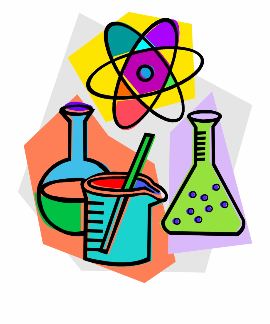 Chemisty clipart clip art freeuse download Chemistry Laboratory Chemical Reaction Clip Art - Science Clip Art ... clip art freeuse download