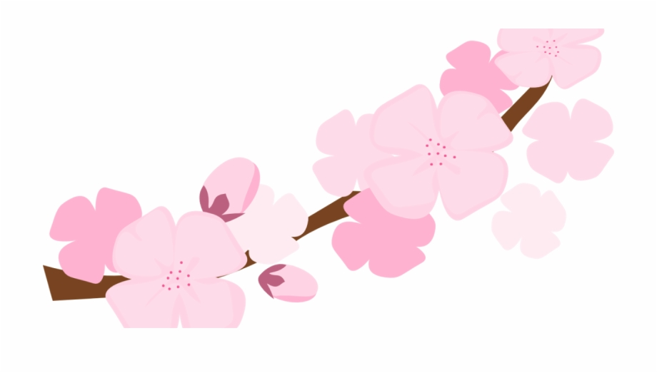 Free clipart cherry blossoms clip art transparent stock Clipart Resolution 1200*630 - Cherry Blossom Clipart Free ... clip art transparent stock