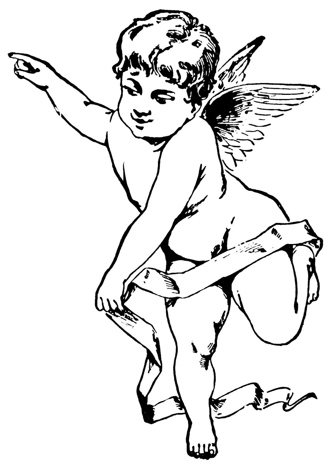 Free clipart cherubs clipart Free Cherub Valentine Cliparts, Download Free Clip Art, Free Clip ... clipart