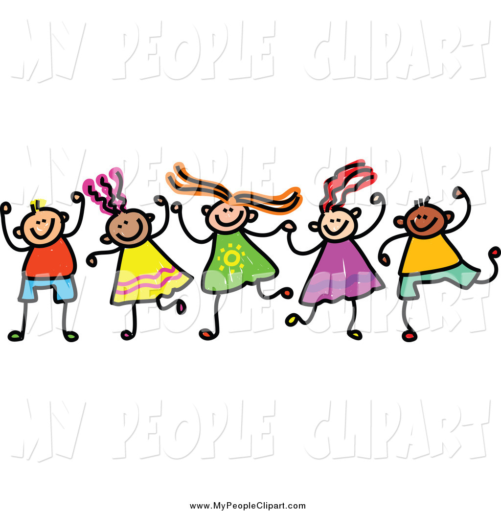 Free clipart children holding hands. Kids download best on