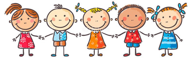 Free clipart children holding hands. Kids download clip art