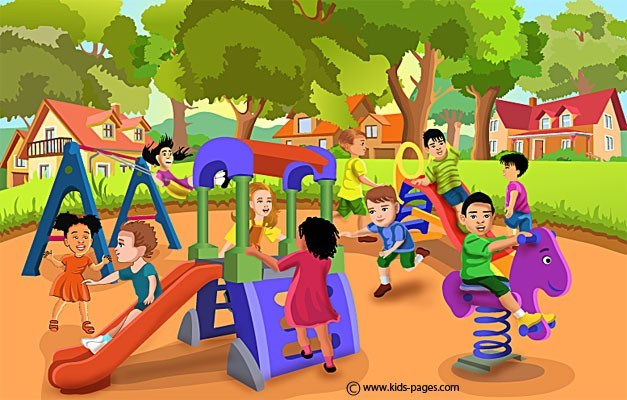 Free clipart children playing outside picture Free clipart kids playing outside 3 » Clipart Portal picture