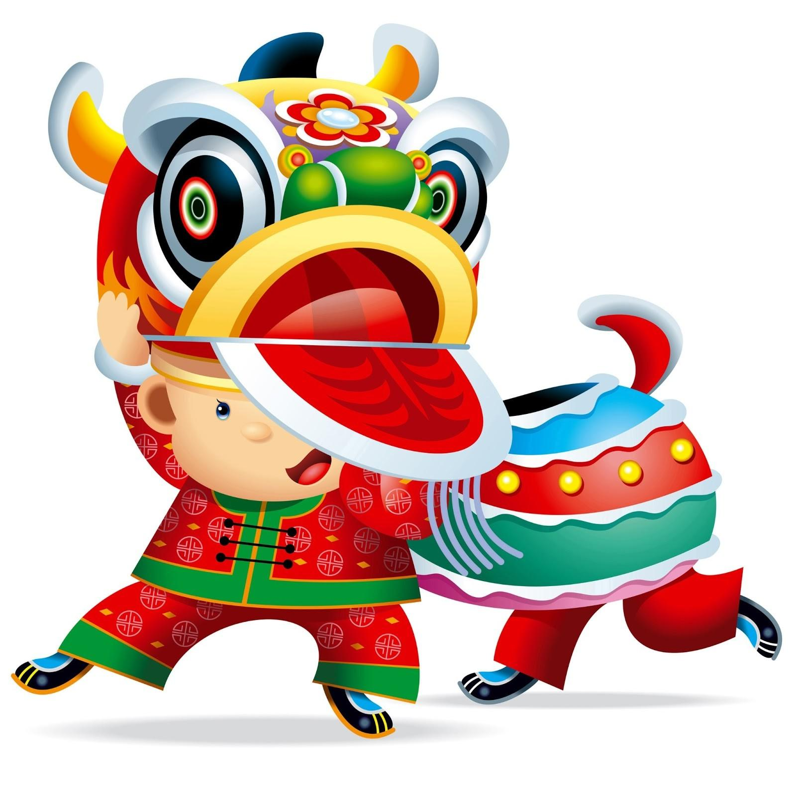 Best dragon clip art. Free chinese new year clipart images