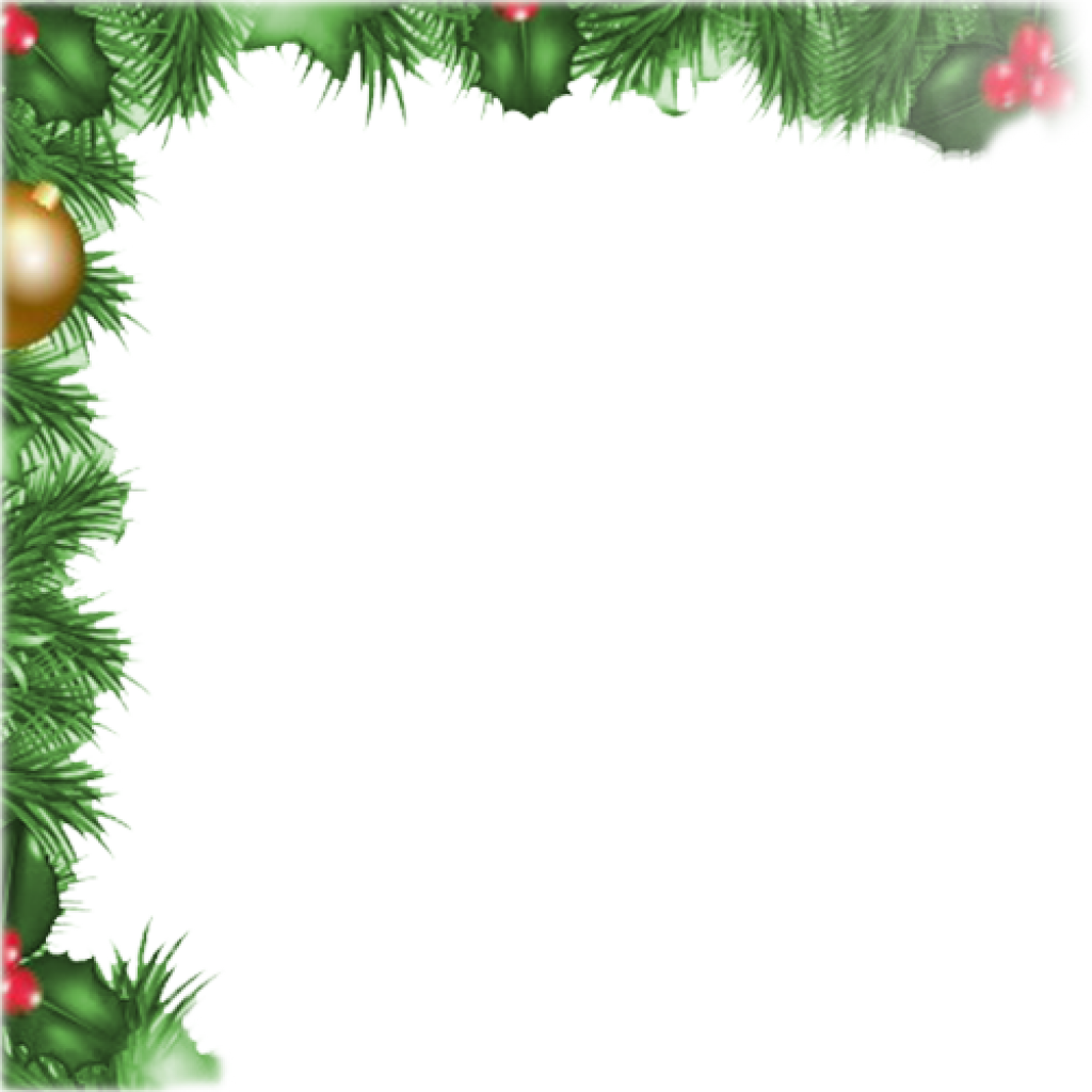 Free clipart christmas border jpg transparent download Christmas Border Png st patricks day clipart hatenylo.com jpg transparent download