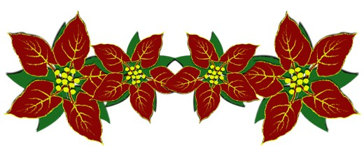 Free clipart christmas flowers clip art library download Christmas Poinsettia Clipart | Free Download Clip Art | Free Clip ... clip art library download