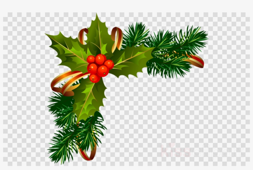 Free clipart christmas holly borders svg free download Christmas Frame Png Clipart Borders And Frames Christmas - Christmas ... svg free download