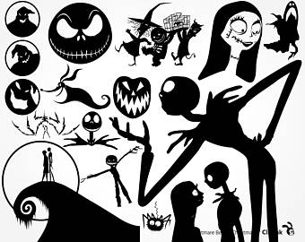 Nightmare group with items. Free clipart christmas of hero night before
