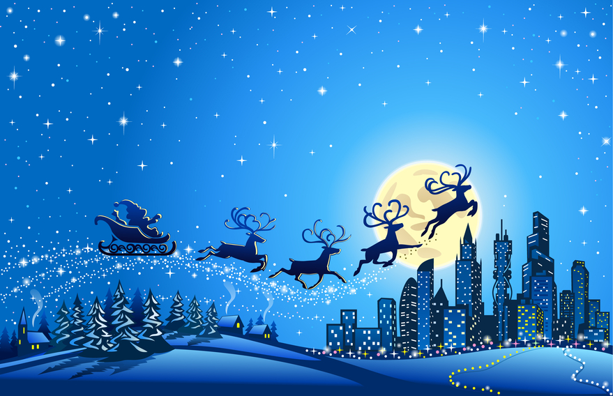 Did you know the. Free clipart christmas of hero night before