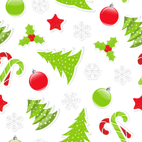 Free clipart christmas patterns svg royalty free library 2013 Merry Christmas pattern elements vector set 01 - Vector ... svg royalty free library