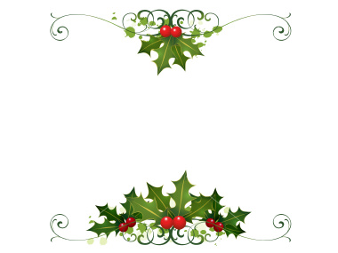 Free clipart christmas patterns
